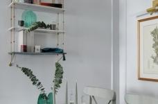 凯德悦湖88平二室二厅现代风格装饰效果图图_7