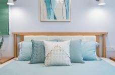凯德悦湖112平三室两厅北欧风格装饰效果图图_2