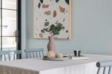 89㎡简约北欧风格家居装修设计,文艺小清新的幸福小窝图_7