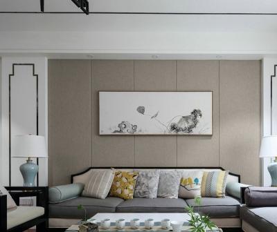 【中式】135平三室两厅新中式风