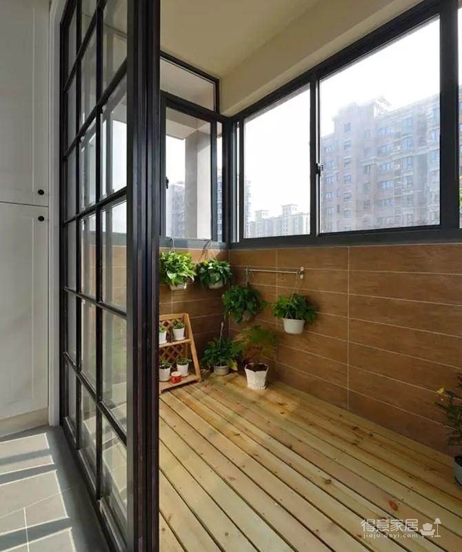 【混搭】100平三室两厅混搭美式新居