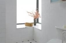 【混搭】100平三室两厅混搭美式新居图_8