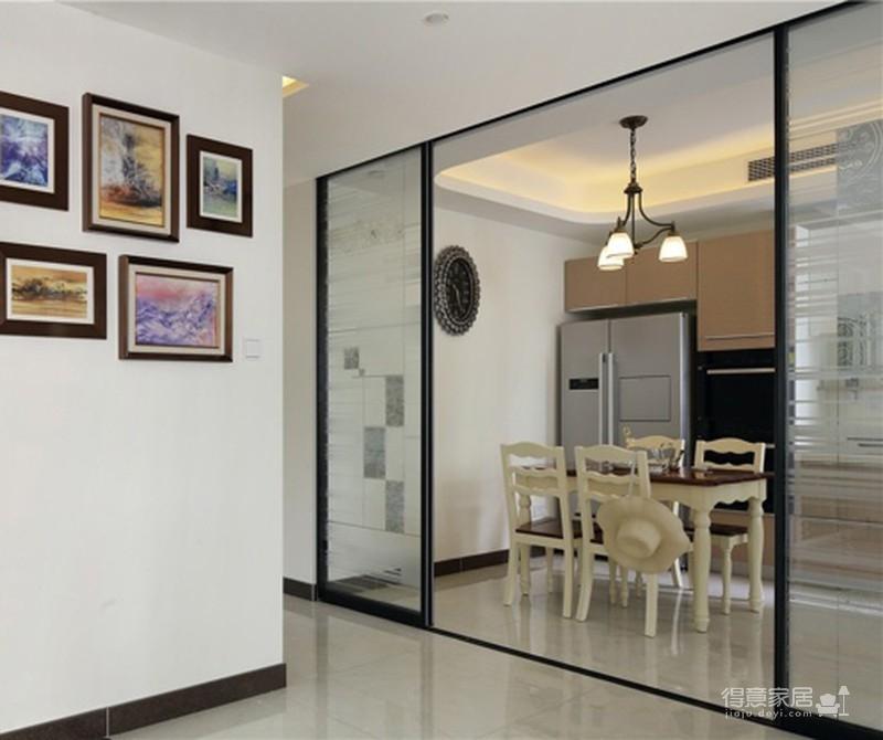 【新古典】140平三室两厅新古典风格图_7
