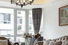 【新古典】140平三室两厅新古典风格图_3