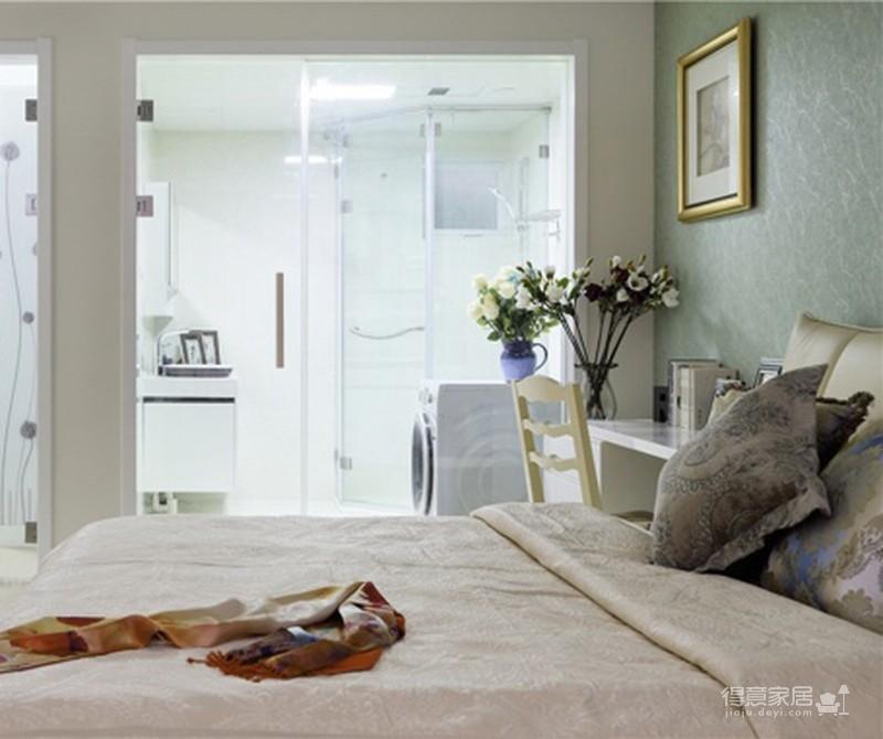 【新古典】140平三室两厅新古典风格图_5