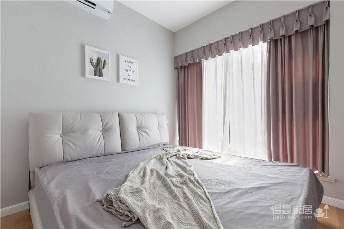 89平简约北欧风三居室,静享慵懒的慢时光