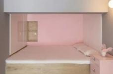 粉色50㎡现代风loft~~图_8