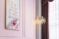 粉色50㎡现代风loft~~图_3