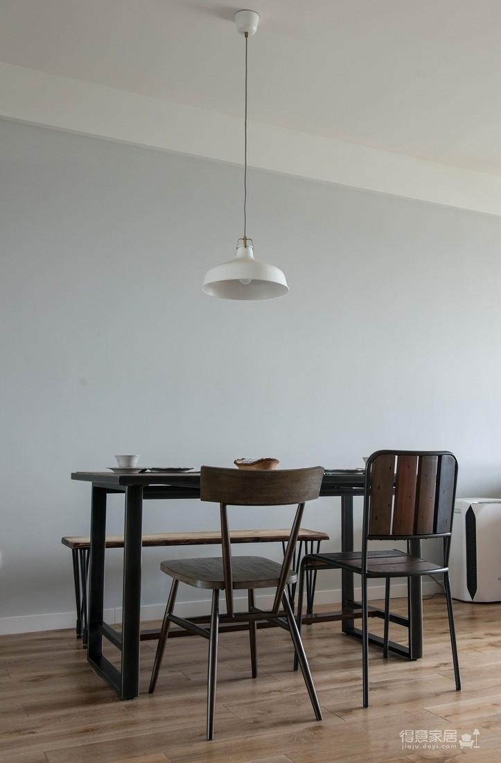 盛景天地美寓85平二室二厅日式风格装饰效果图图_5