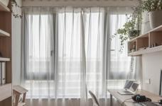 盛景天地美寓85平二室二厅日式风格装饰效果图图_9