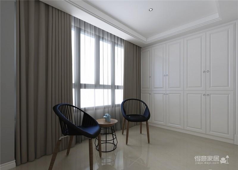 145平四居室现代简约风