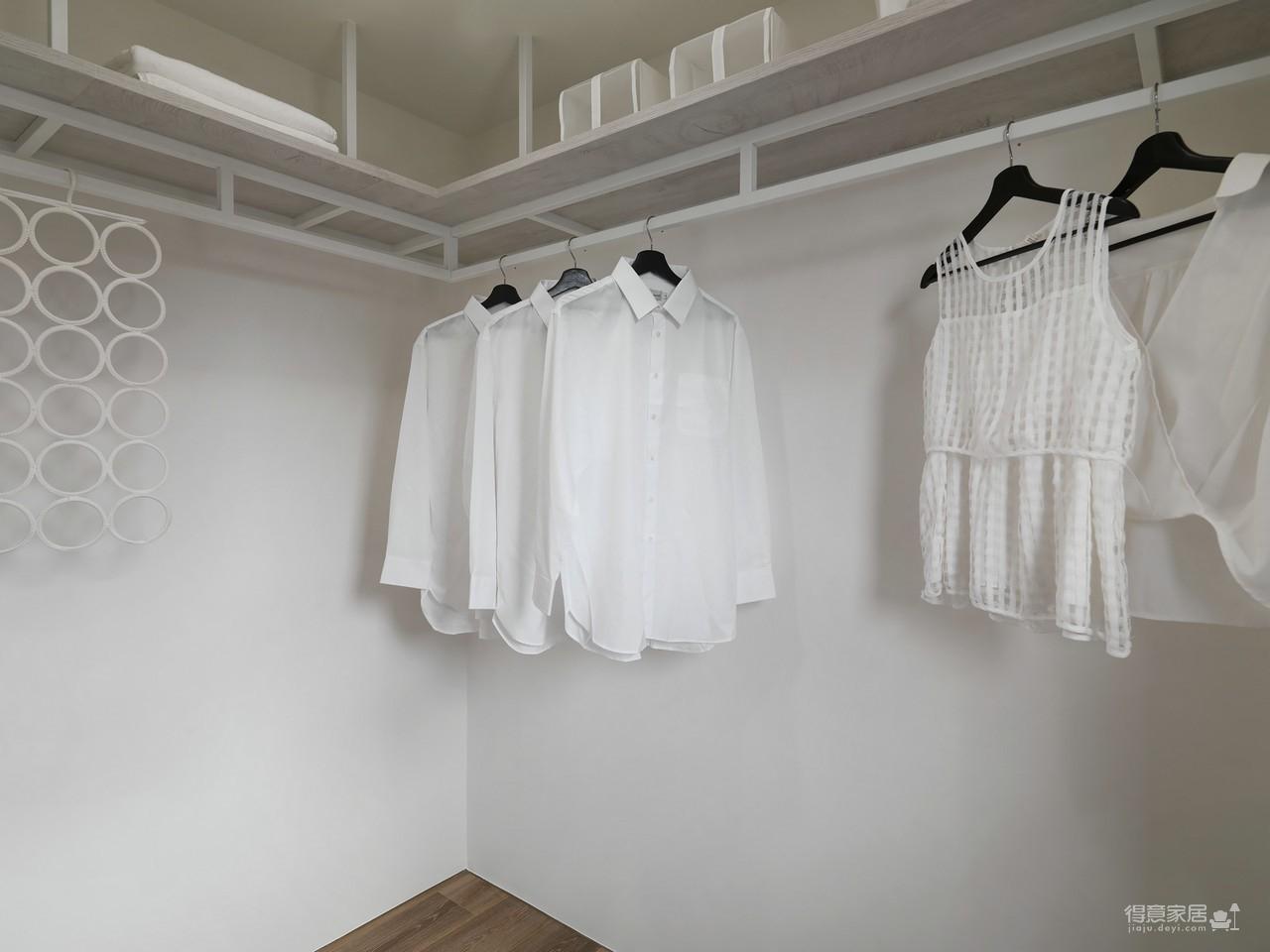 北欧风格两居室 时尚大气略显年轻