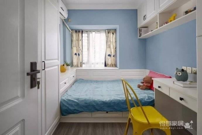 74m²法式小浪漫新房