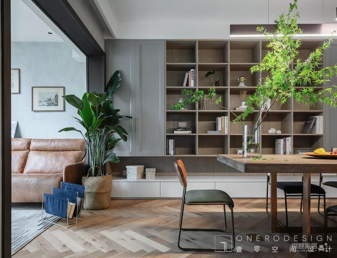 Onero Design | 自由撰稿人的奇妙空间切换法,身心合一,从家开始!