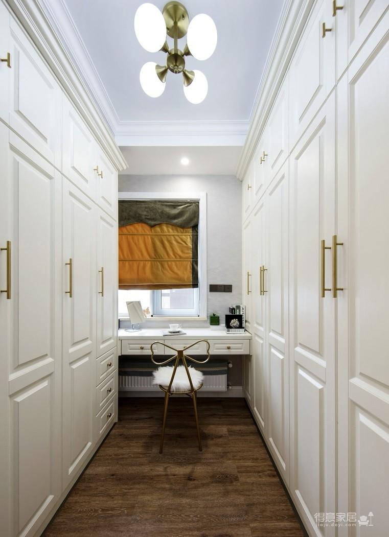 人信汇METOO公馆88平二室二厅美式风格装饰效果图