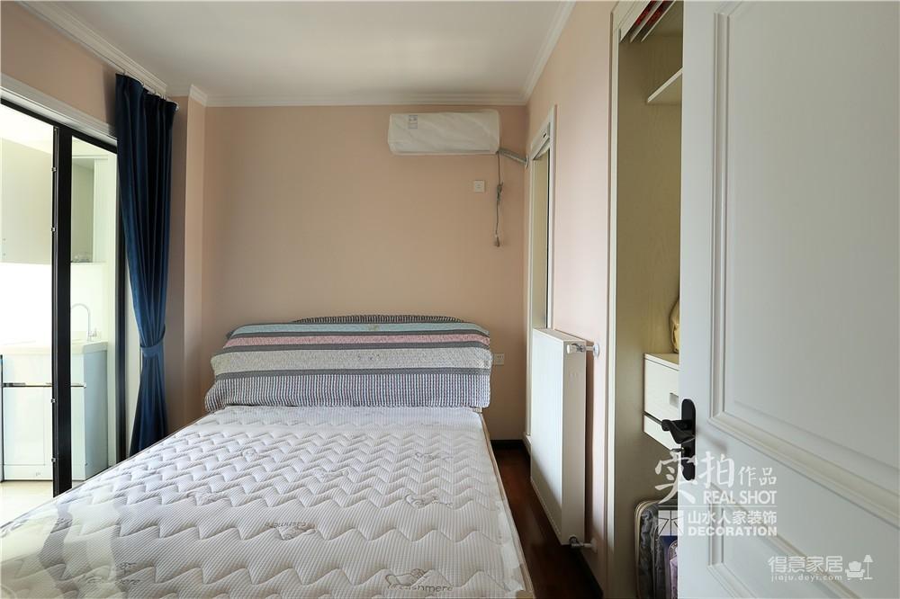 汉口印象110平三室两厅简美风图_9