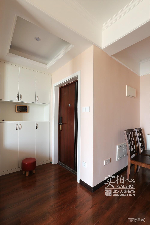 汉口印象110平三室两厅简美风图_2