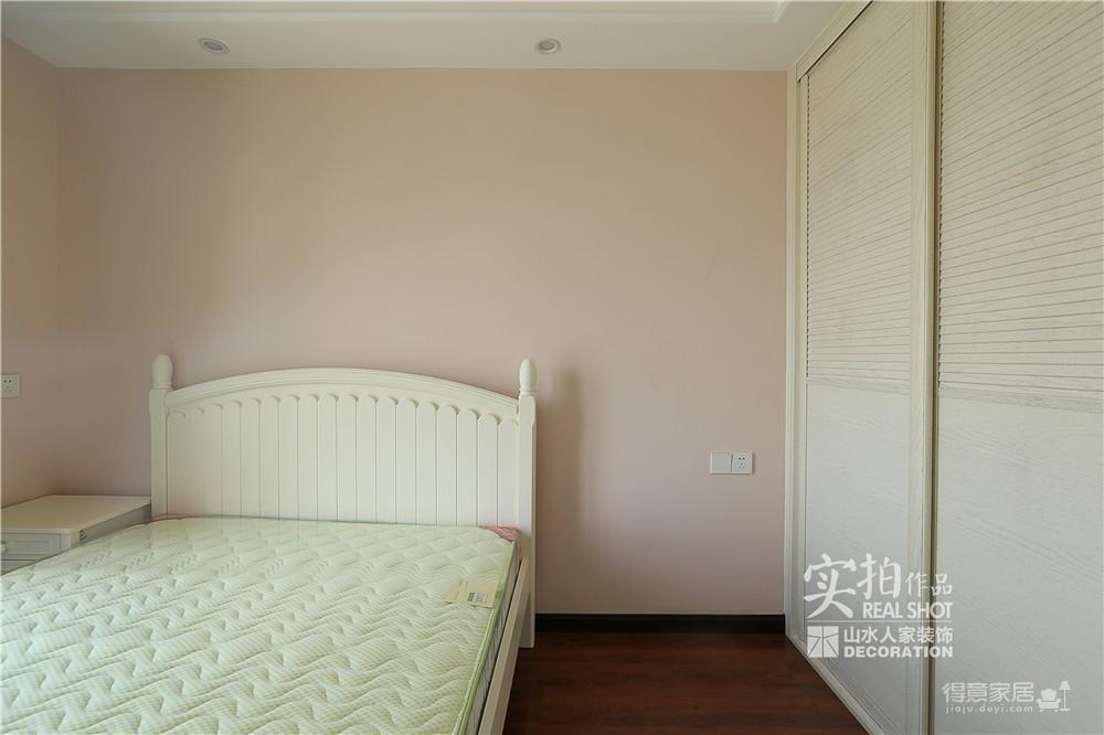 汉口印象110平三室两厅简美风图_8