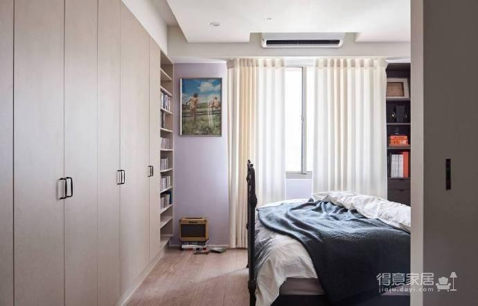 现代北欧 3居室 简约 时尚