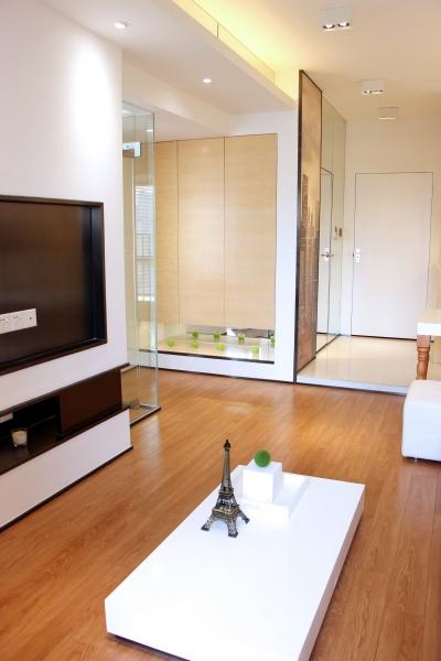 三居室现代风格案例鉴赏