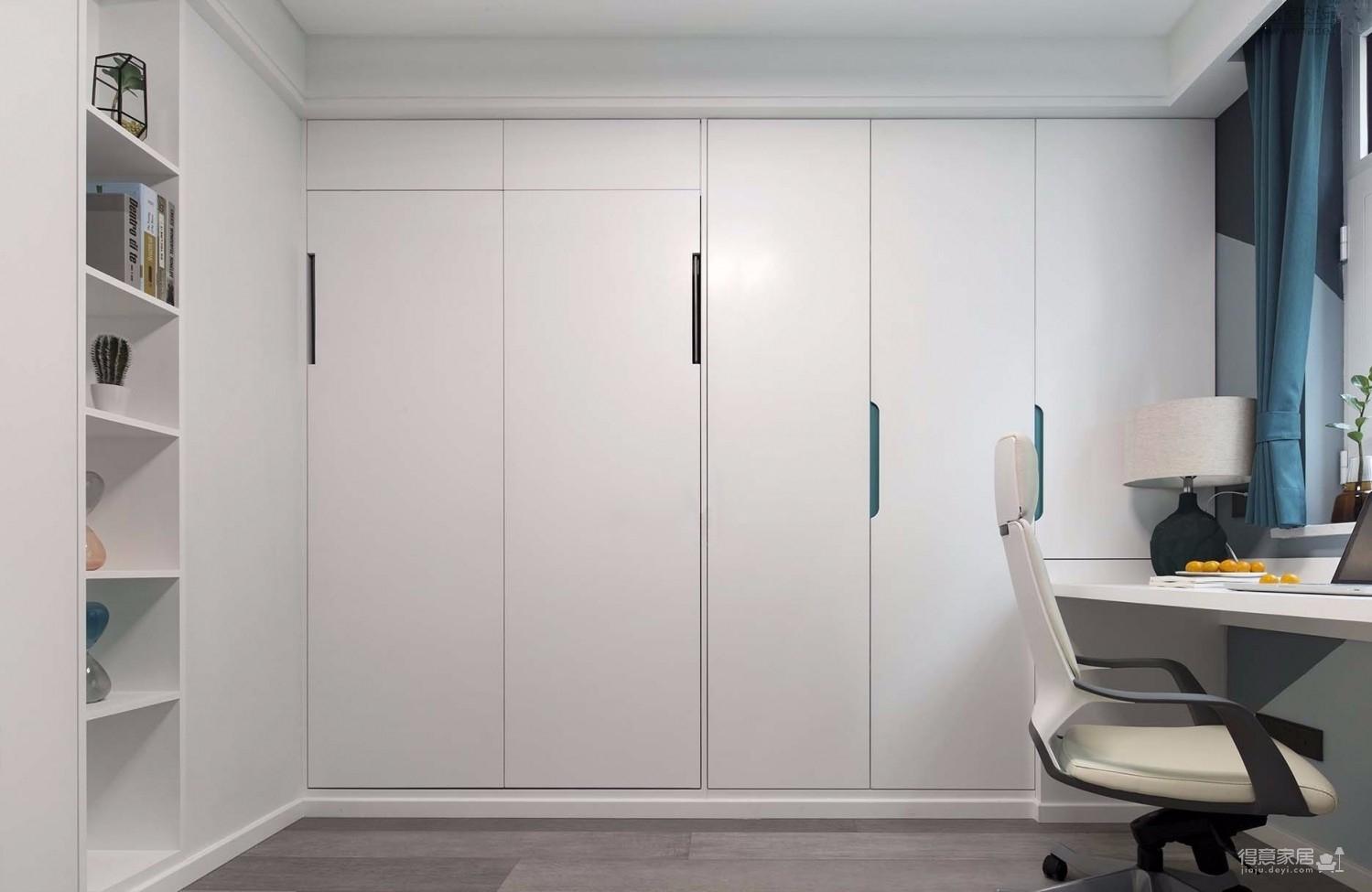 三居室现代简约风格精选案例