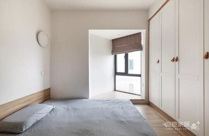 地台式的卧室,不仅舒适,储物功能也强大图_6