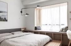 地台式的卧室,不仅舒适,储物功能也强大图_8