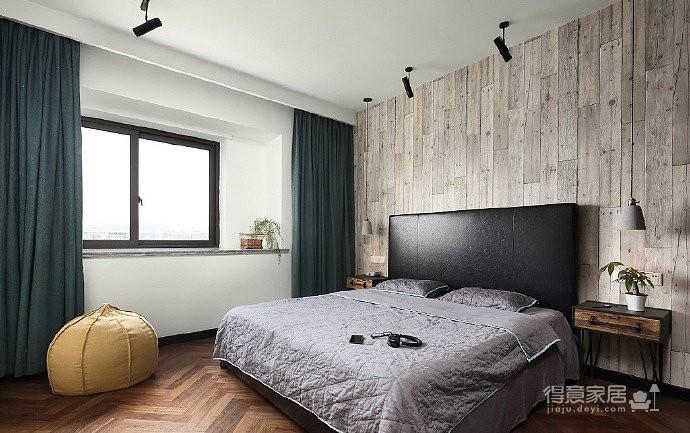 工业LOFT风,个性狂野却不失浪漫优雅的住宅设计
