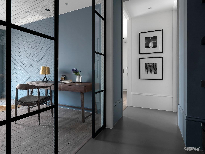 现代风格三居室案例鉴赏图_3