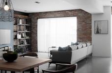 现代风格三居室案例鉴赏图_8