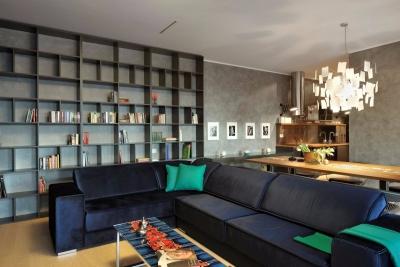 三居室美式风格案例鉴赏