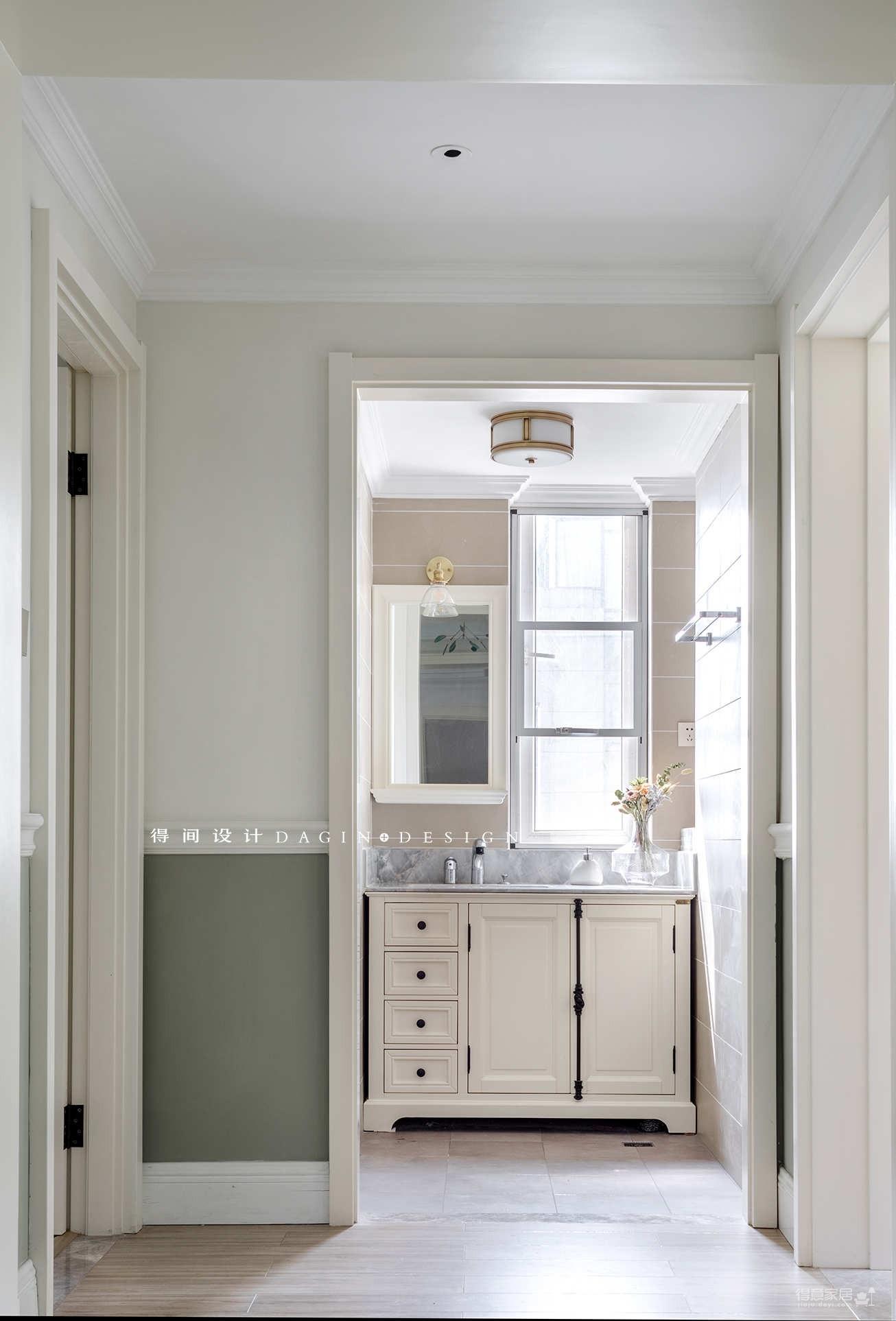 改入户迁楼梯,设计主卧套房,增加书房洗衣房,这家改造说不完