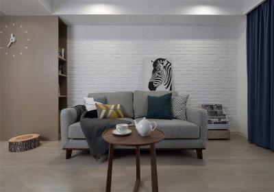現代簡約風 三室一廳 精選案例