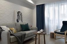 现代简约风 三室一厅 精选案例图_3