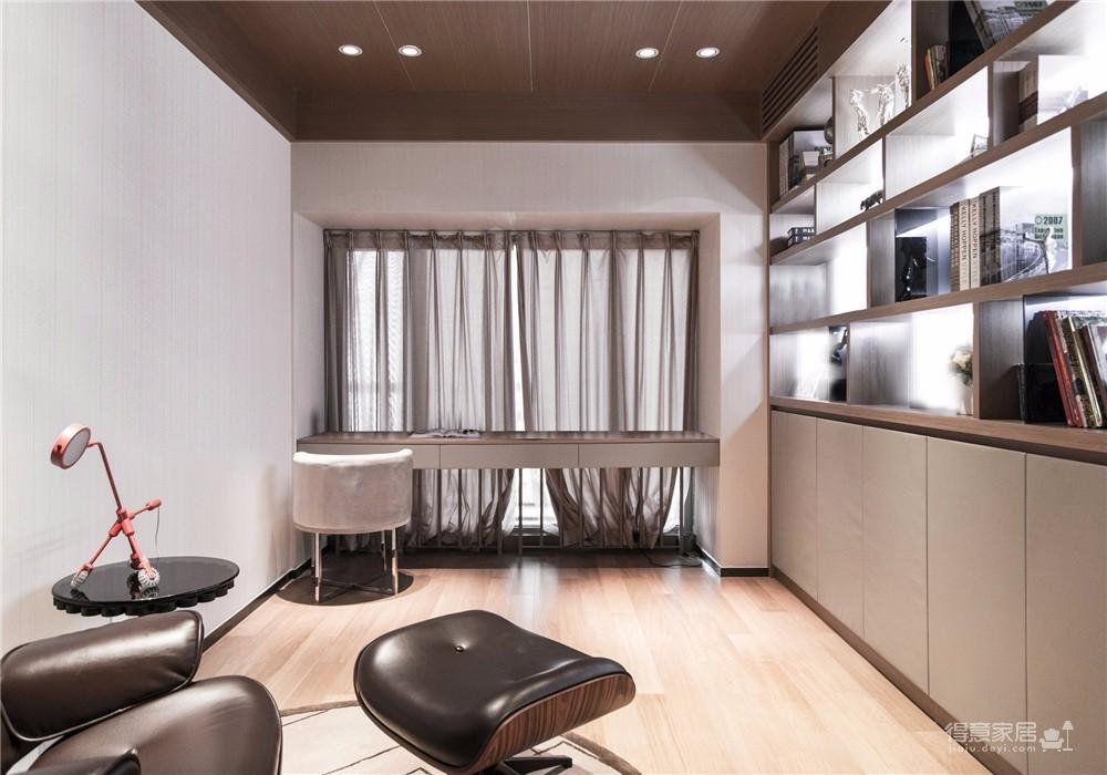 台式风格-120㎡三居室精选案例