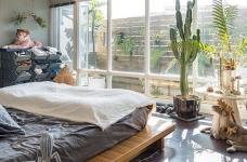 植物就是最好的装饰品!顶楼老公寓的秘密花园!图_7