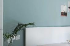 100㎡混搭风格装修,大胆的色彩搭配,打造前卫艺术家居空间 !图_12