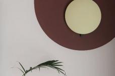 100㎡混搭风格装修,大胆的色彩搭配,打造前卫艺术家居空间 !图_6