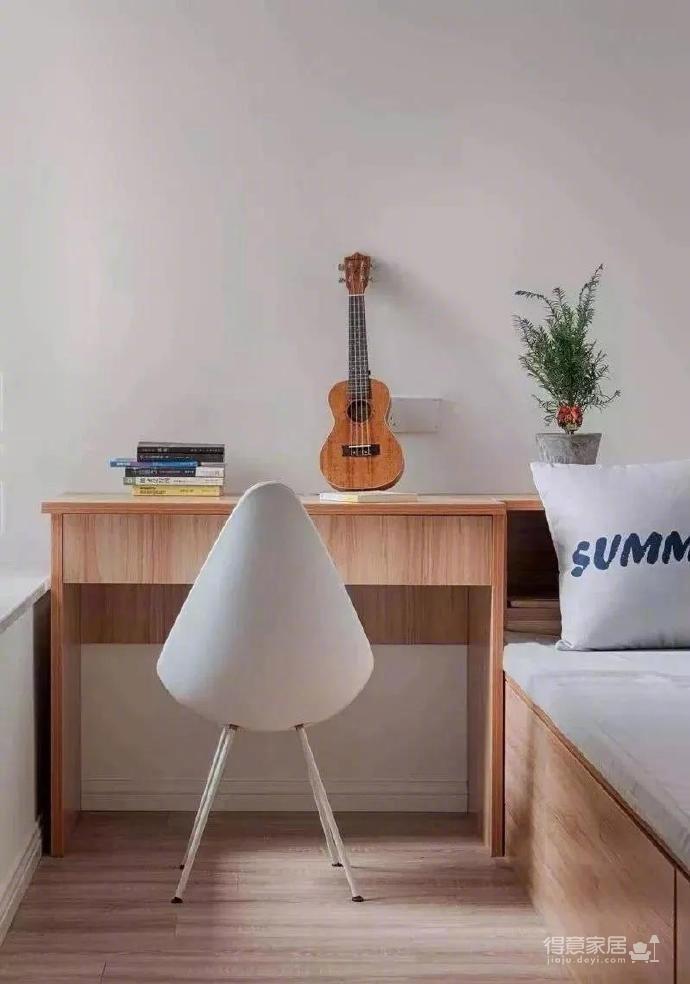 全屋半墙设计,告别大白墙如此简单图_8