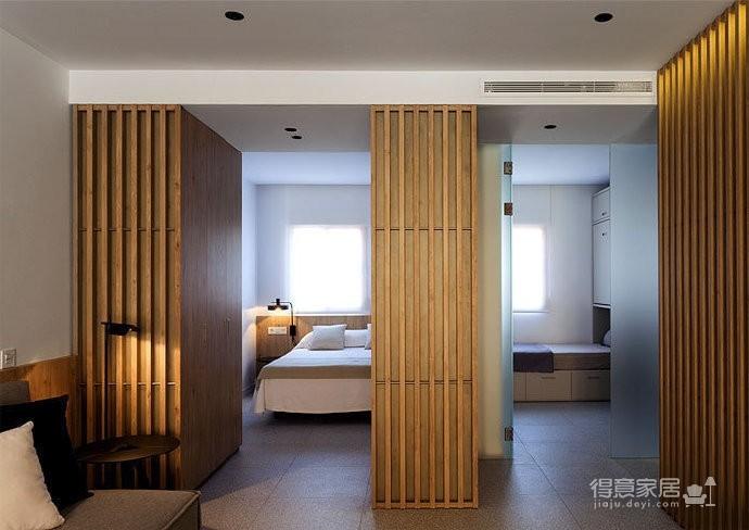 50 平米极简小公寓图_2