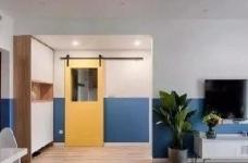 全屋半墙设计,告别大白墙如此简单图_5