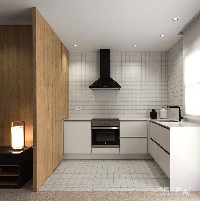 50 平米极简小公寓图_9