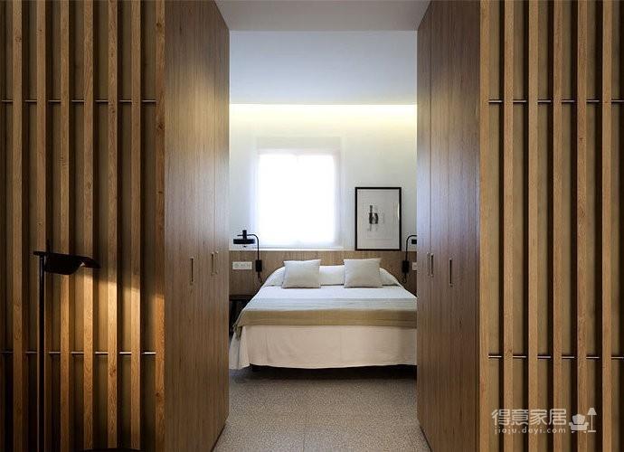 50 平米极简小公寓图_3