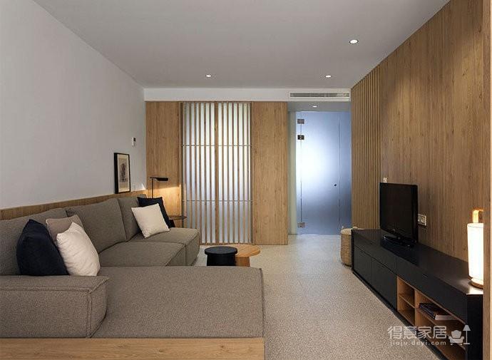 50 平米极简小公寓图_1