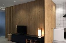 50 平米极简小公寓图_4