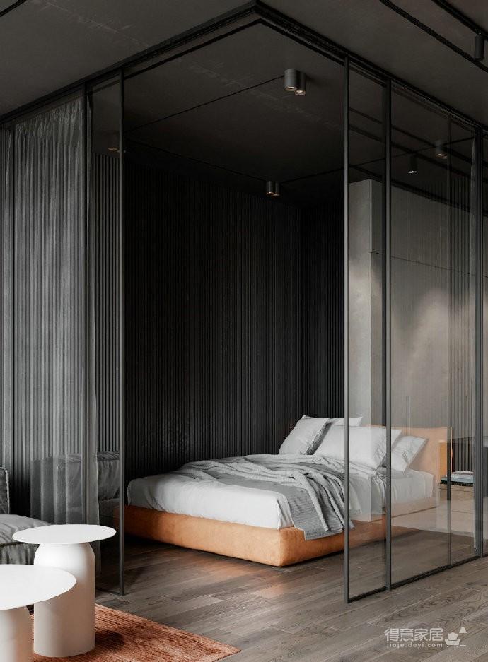 45㎡小公寓   一个人的生活也可以超精致图_3