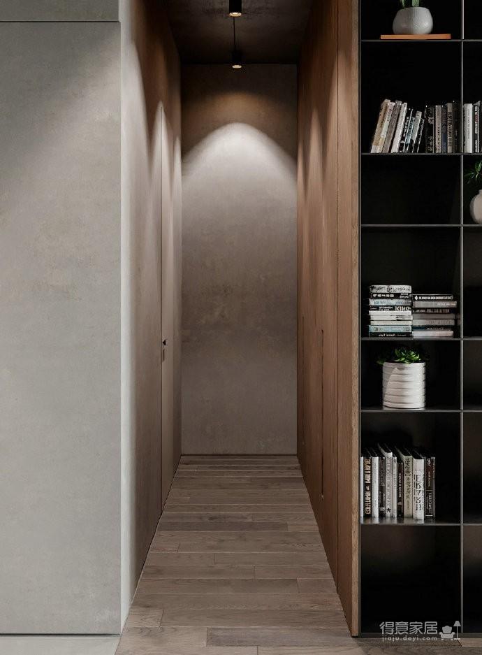 45㎡小公寓   一个人的生活也可以超精致图_6