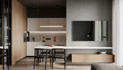 45㎡小公寓   一个人的生活也可以超精致