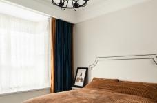 现代美式混搭风婚房设计图_6