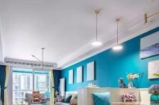 111㎡地中海风格装修,让这个家处处散发着美式地中海风情!图_8